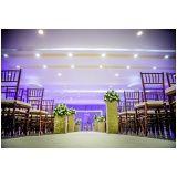 quanto custa buffet para festa de casamento na Ponte Rasa