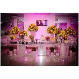 quanto custa espaço e buffet para casamento na Vila Guilherme