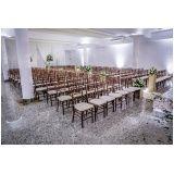 quanto custa locação de espaços para eventos na Vila Curuçá