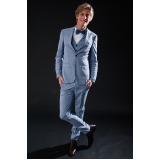traje formal para noivo Jardim Ângela