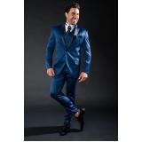 trajes noivo azul marinho Jaçanã