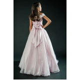 vestido de daminha simples Itaim Bibi