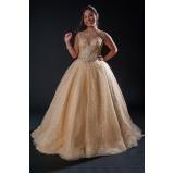 vestido de debutante Vila Gustavo