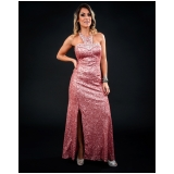vestido de festa para senhoras preço Vila Prudente