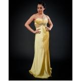 vestido de festa plus size preço Vila Romana