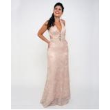 vestido de madrinha para gestante preço Jaguaré