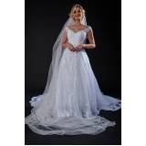 vestido de noiva estilo grego preço Vila Marisa Mazzei