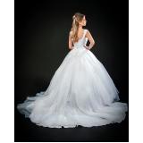 vestido de noiva princesa Liberdade
