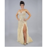 vestido para festa casamento de dia Vila Marisa Mazzei