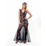 vestido para festa de renda Vila Carrão