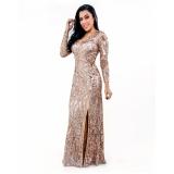 vestido para madrinha civil preço Perus