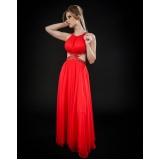 vestido para madrinha plus size preço Osasco