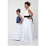 vestidos de daminhas para casamento Sacomã