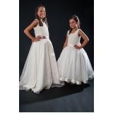 vestidos de daminha para casamento