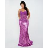 vestidos de festa plus size Alto da Lapa