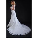 vestidos de noiva brilhante Vila Prudente