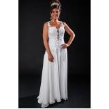 vestidos de noiva princesa Mandaqui