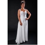 vestidos de noiva princesa São Miguel Paulista