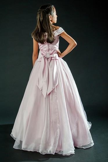 Vestido de Daminha Simples Itaim Bibi - Vestidos de Daminhas para Casamento