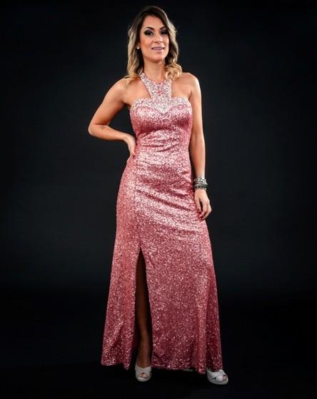 Vestido de Festa para Senhoras Preço Rio Pequeno - Vestido de Festa Casamento