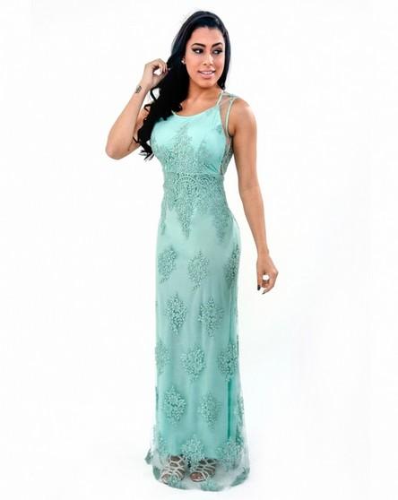 Vestido de Festa para Senhoras Itaim Paulista - Vestido para Festa de Casamento Longo