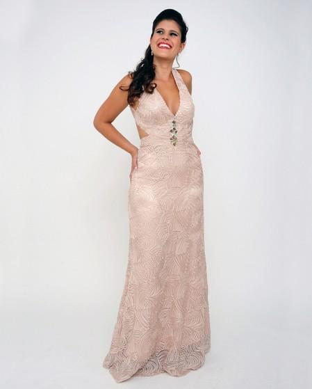 Vestido de Madrinha para Gestante Preço Pedreira - Vestido para Madrinha de Casamento