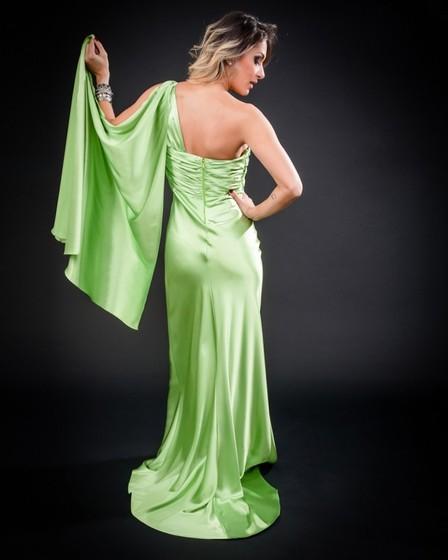 80f933a93a vestido para festa de casamento longo Vila Gustavo