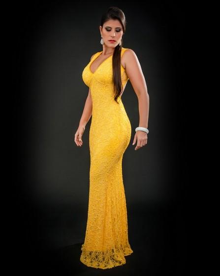 Vestido para Madrinha Casamento Jardim Paulista - Vestido para Madrinha Plus Size