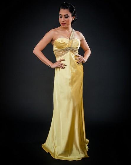 Vestido para Madrinha Plus Size Lauzane Paulista - Vestido para Madrinha Casamento