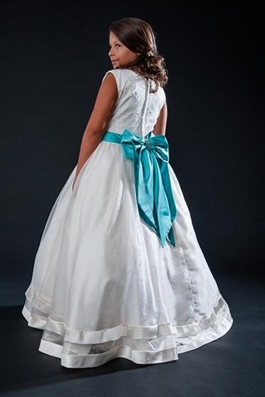Vestidos de Daminha Casamento Preço Centro - Vestidos de Daminhas Simples