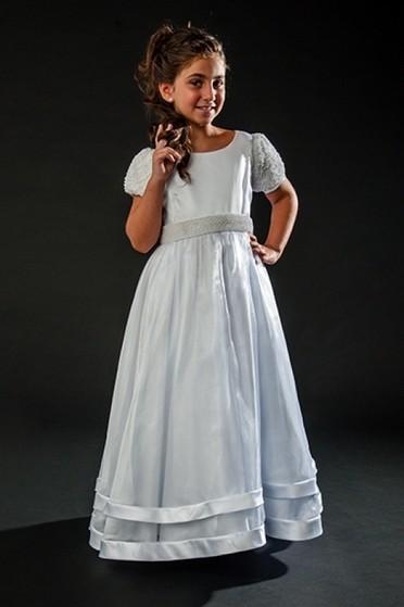 Vestidos de Daminhas Aluguel Vila Mariana - Vestidos de Daminhas Simples