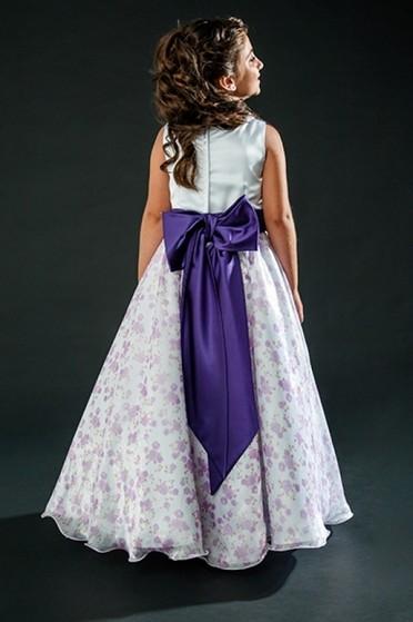 Vestidos de Daminhas e Floristas Preço Brás - Vestidos de Daminha Bordado com Perola