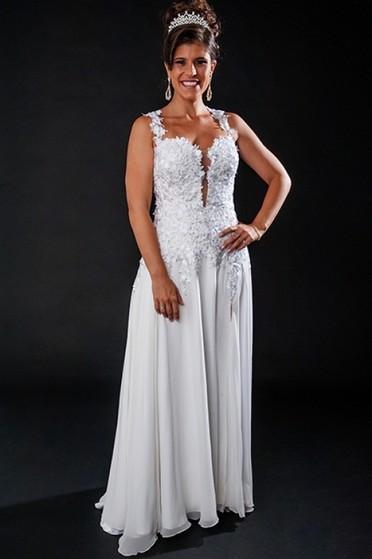 Vestidos de Noiva Princesa Tucuruvi - Vestido de Noiva Brilhante