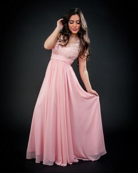 Vestidos para Madrinha Plus Size Belenzinho - Vestido para Madrinha de Casamento